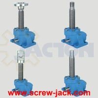 screw jack gear reducer,lifting jacks screw,Power Jacks spindelhubgetriebe,precision stop for lift p