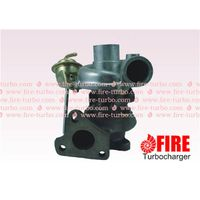 Turbocharger  RHB32BW Isuzu