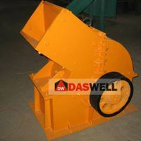 hammer mill /hammer crusher for brittle material or medium - hard rocks or ores thumbnail image