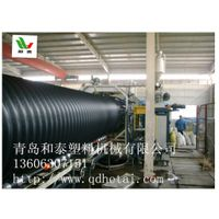 PE/PP Large-Diameter Gas-Burning Pipes and Water-Supply Pipes Production Line thumbnail image
