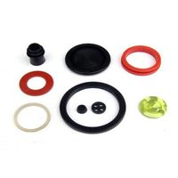 Silicone O Ring, Silicone Gasket, Silicone Seal Made with 100% Virgin Silicone