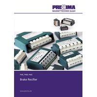 PRECIMA Full-Wave (Bridge), Half-Wave & Fast Excitation Brake Rectifiers