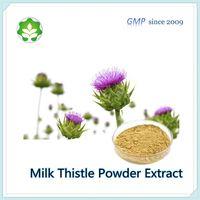 milk thistle plant extract silymarin 50%