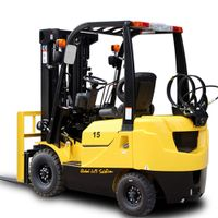 FY (GAS/LPG) forklift trucks rated weight 1tonnes to 3.5tonnes
