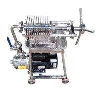 Coconut Oil Filter Press/Peanut Oil Filter Machine/Beer Filtration System Bas thumbnail image