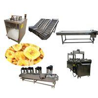 Automatic banana chips plant for producing banana chips/plantain chips thumbnail image