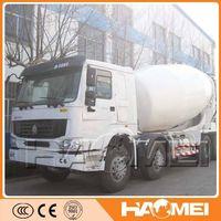 HM9-D Concrete Truck Mixer