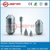 tungsten cathodes, anodes, support rods(stems),electrodes, for High Intensity Discharge Lamp
