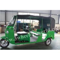 New Auto Rickshaw Tuk Tuk/Bajaj Three Wheeler Price from China Top Manufacture