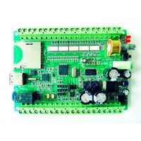 19 Buttons Activated MP3 Player Board with Audio Amplifier