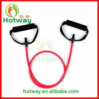 High Quality Fashion Design TPR Perfect TPR Chest Expander Foam Pull Handle Body Stretching Exercise