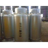 sulfur dioxide cylinder