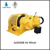 High quality QJ5/220B air winch in oilfield