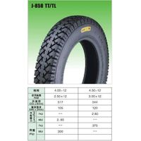 Tricycle Tyre J858 thumbnail image