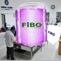 Fibc PP woven bag in Vietnam 1000kg
