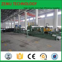 Automatic Corrugated Transformer Fin Manufacturing
