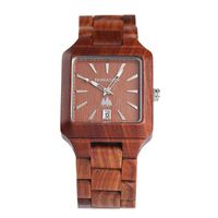 Wooden Fashion Waterproof Watch New Arrival Watch thumbnail image
