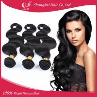 Hot sell wholesaler price human hair extension