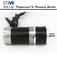 Planetary Gearbox Brushless DC Motor 120W 24V Gear Motor