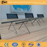 Multi support leg steel rebar chair for constrction