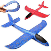 Expandable polypropylene material that can be used for EPP aircraft models thumbnail image