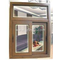 Energy-saving sliding windows