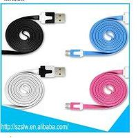 Chinese manufacturer USB to Micro USB Cable for mobile phone accessory