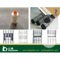 Air filter cartridge filter cage dust filter frame