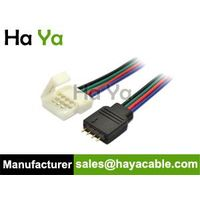 4-Pin Male Connector Connection Cable for SMD 5050 RGB LED Light Strip thumbnail image