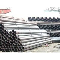 ERW Steel Pipeof S235, S275, S355, A53, Q195, Q235B, Q345B, L245, Gr.B, X42-70 from China