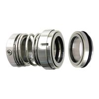 component seal for pump/ mechanical seal