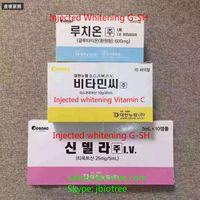 Injection whitening syringes,glutathiose,GSH,G-SH,gsh whitening syringes,