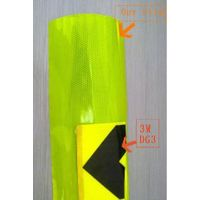 Diamond grade Lime yellow or Yellow Green or Fluorescent Yellow Green reflective sheeting
