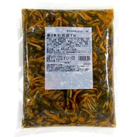 Pickled kelp and dried squid with Soy Sauce (Frozen)