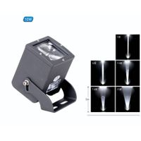 high power led spot light IP65 outdoor 1/5/10 beam angle
