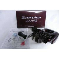Shimano 2014 Scorpion 200HG Baitcasting Reels