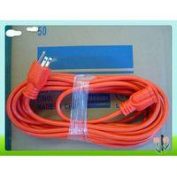 100ft 10-AMP 16-Gauge Orange Outdoor Extension Cord thumbnail image