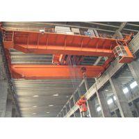 heavy duty double girder bridge crane for plant