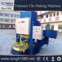 TL Brand Cement Tile Making Machine Price