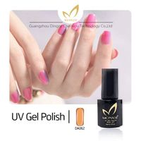 nail salon gel uv , colorful uv nail gel polish manufacturing