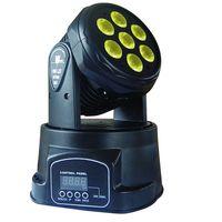 MINI LED Moving Head Light,7PCS 4in1 RGBW,Venuslight
