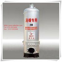 0.7T efficient vertical biomass-fired steam boiler thumbnail image