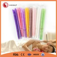 Eight colors health broadcast beeswax Indian Ear Candle thumbnail image