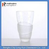 LongRun world cup 2015 creative design heat -resistant hot drinks glass tumbler thumbnail image