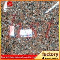 chinese red granite tiles for exterior wall cladding