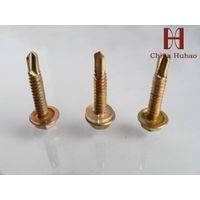 High quality Hex flange self drilling screw
