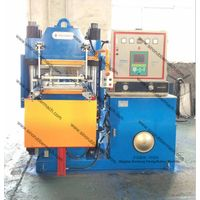 Tire Valves Hydraulic Molding Machine, Automatic Tire Valves Molding Press Machine thumbnail image