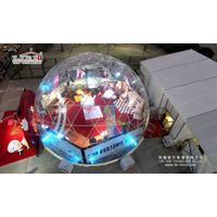 Transparent Geodesic Dome Tent for Garden and Outdoor Parties