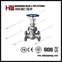 China Factory API 6 Inch Stainless Steel Flange Gate Valve