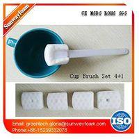 Magic cup brush set 4+1